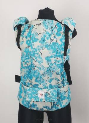 Freely Grow Orchidea Maritime sensimo slings baby carrier