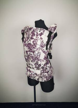 Freely Grow Orchidea Lumina sensimo slings baby carrier