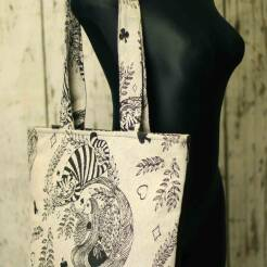 Alice in Wonderland / Shopper Bag