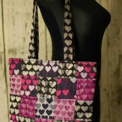 Shopper Bag. Stamphearts